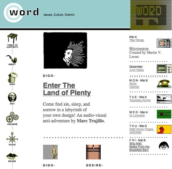 Word.com homepage