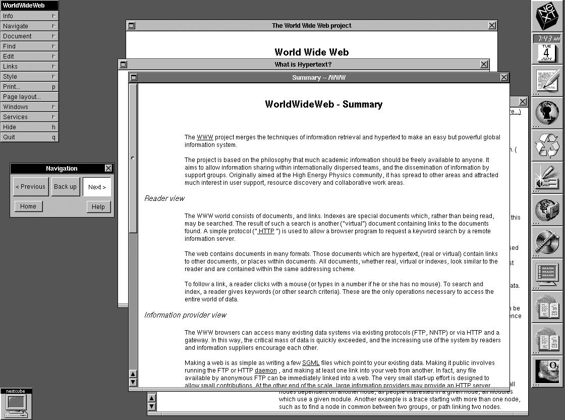 Document-centric navigation