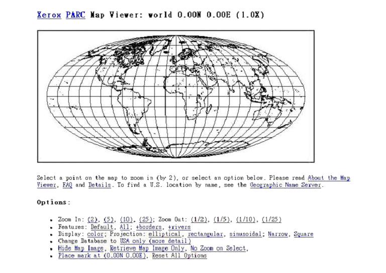 Xerox PARC Map Viewer 1993