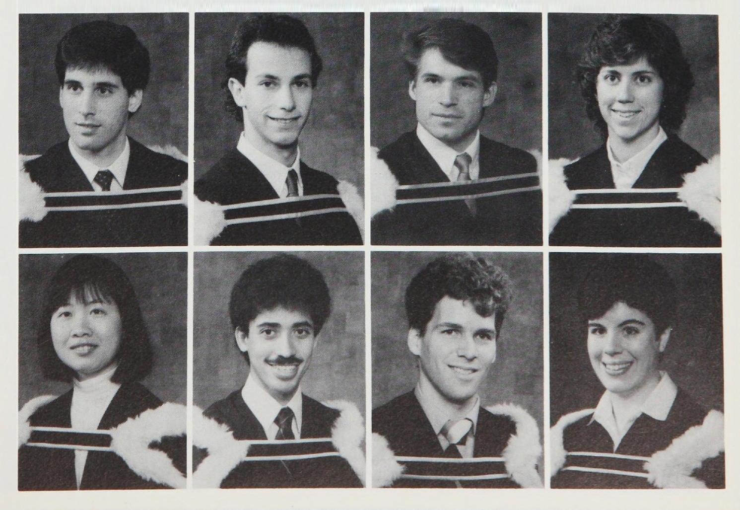 McGill year book 1987