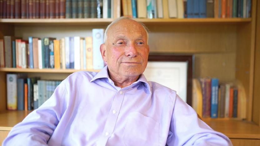 Peter Kirstein CBE.